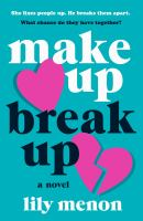 Make up break up Book cover