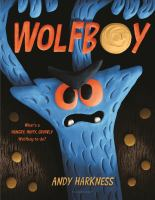 Wolfboy Book cover