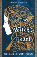The witch's heart Book cover
