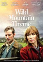 Wild mountain thyme Book cover