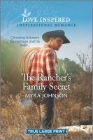 The Rancher's family secret Book cover