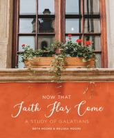 Now that faith has come : a study of Galatians Book cover