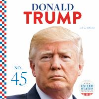 Donald Trump Book cover