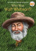 Who was Walt Whitman? Book cover