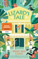 Lizard's tale Book cover