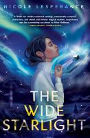 The wide starlight Book cover