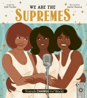 We are the Supremes Book cover