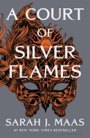A court of silver flames  Cover Image