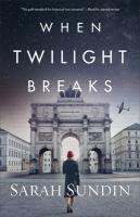When twilight breaks Book cover