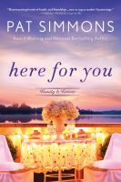 Here for you Book cover