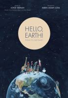 Hello, Earth! : poems to our planet Book cover