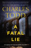 A fatal lie Book cover