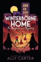 Winterborne Home for mayhem and mystery Book cover