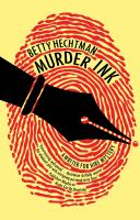 Murder ink Book cover