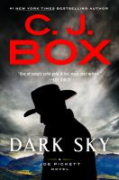 Dark sky : a Joe Pickett novel Book cover