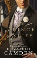 The prince of spies  Cover Image