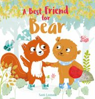 A best friend for Bear Book cover