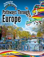 Pathways through Europe  Cover Image