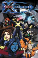 X-Men : evolution Book cover