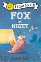 Fox at night Book cover