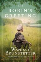 The robin's greeting Book cover