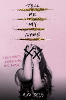 Tell me my name  Cover Image