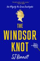 The Windsor knot : a novel Book cover