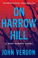 On Harrow Hill Book cover