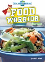Food warrior Book cover