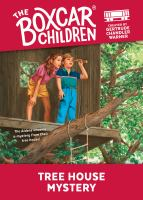 Tree house mystery Book cover