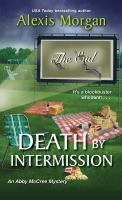 Death by intermission Book cover