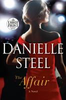 The affair : a novel  Cover Image