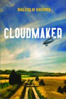 Cloudmaker Book cover