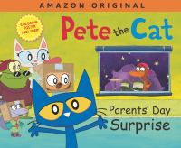 Parents' Day surprise Book cover