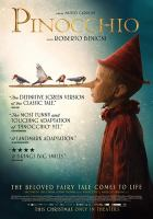 Pinocchio Book cover