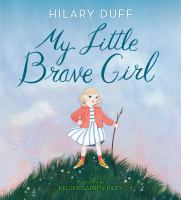 My brave little girl Book cover