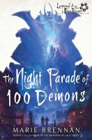 The night parade of 100 demons Book cover