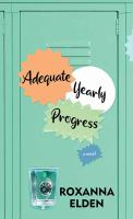 Adequate yearly progress Book cover