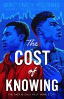 The cost of knowing Book cover
