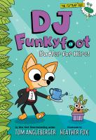 DJ Funkyfoot : butler for hire! Book cover
