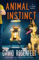 Animal instinct Book cover