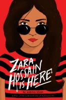 Zara Hossain is here Book cover
