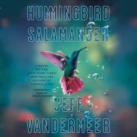 Hummingbird salamander Book cover