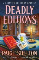 Deadly editions Book cover
