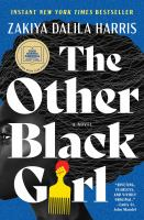 The other Black girl : a novel Book cover