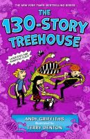 The 130-story treehouse Book cover
