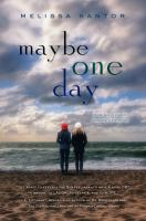 Maybe one day Book cover