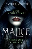 Malice : a novel Book cover