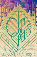 City of spells Book cover