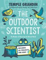 The outdoor scientist : the wonder of observing the natural world Book cover